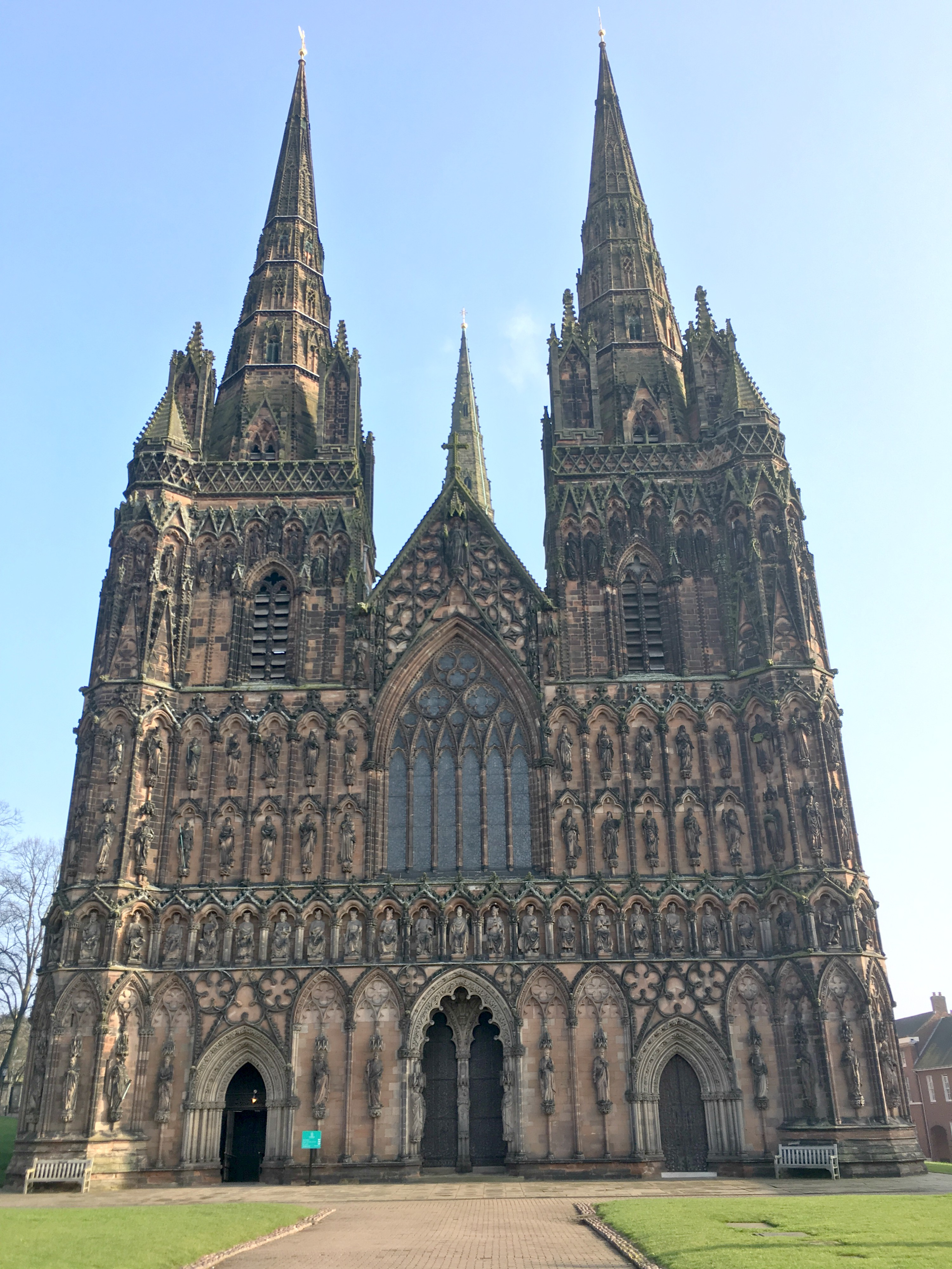 Lichfield Cathedral Accessibility Review